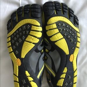 on sale 0fc0b 63690 Vibram Shoes - VIBRAM FIVEFINGERS TREKSPORT Sandal, Mens Size 10
